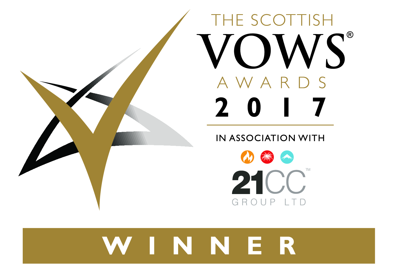 Scottish Vows Awards 2017 Winner
