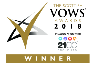Scottish Vows Awards 2018 Winner