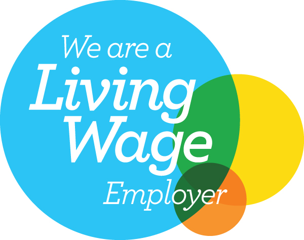 Certified Living Wage Employer Badge