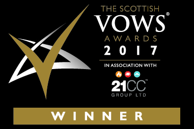 Vows 2017 Winner Badge
